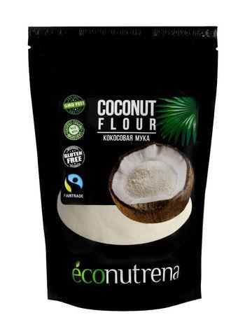 Кокосовая мука Органик, Econutrena