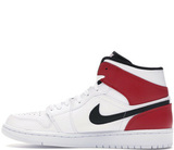 Кроссовки Nike Air Jordan 1 Retro White Black Gym Red