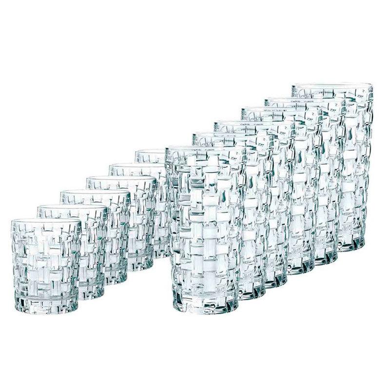 Набор стаканов 12 шт Bossa Nova от Nachtmann