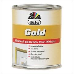 Эмаль для эффективных покрытий Dufa GOLD (Золотой)