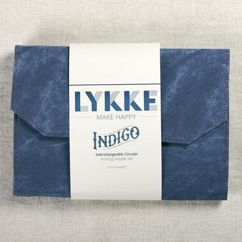 Набор съемных спиц  LYKKE INDIGO