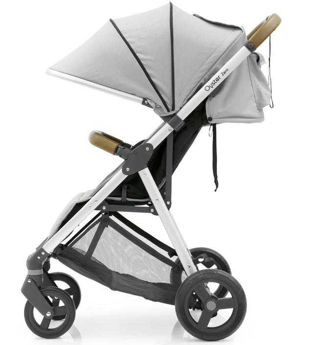Детская коляска Oyster Zero