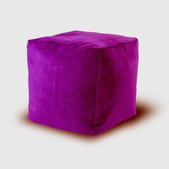 Пуфик куб Deep Purple