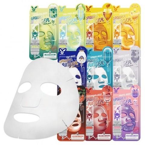 Elizavecca Deep Power Ringer Mask Pack увлажняющие тканевые маски