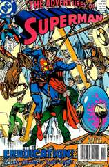 The Adventure Of Superman #460