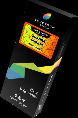 Табак Spectrum Hard Line Orange Mango (Апельсин Манго) 100г