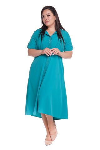 Платье-5606