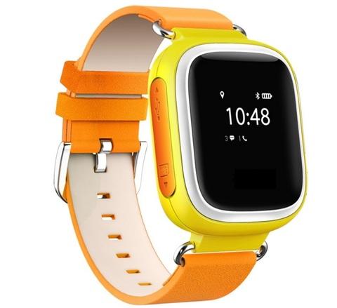 Умные детские часы с GPS трекером Smart Baby Watch Q60s цвет на выбор