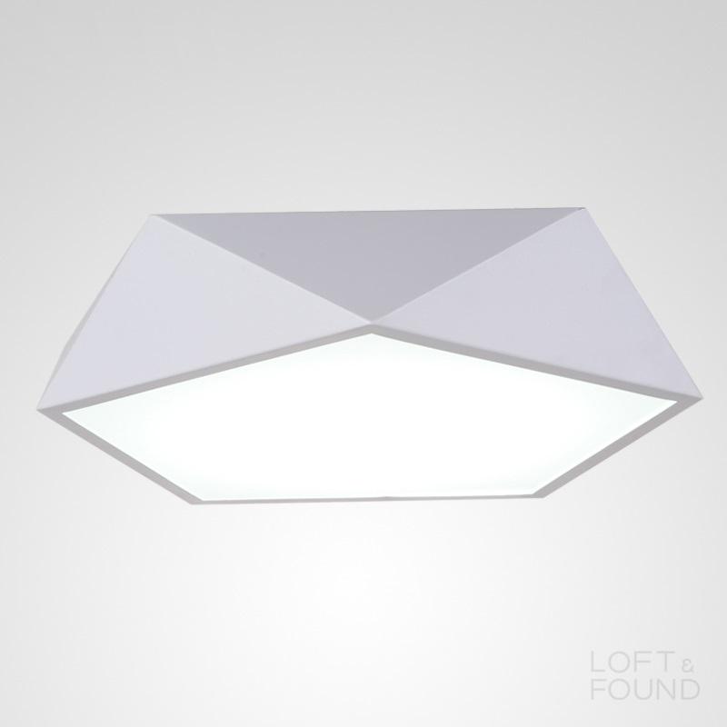 Потолочный светильник Lampatron style Geometric B&W