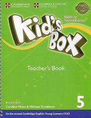 Kid's Box UPDATED Second Edition 5 Teacher's Book