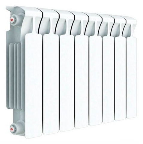 Rifar Monolit 350, 8 секций - радиатор биметаллический