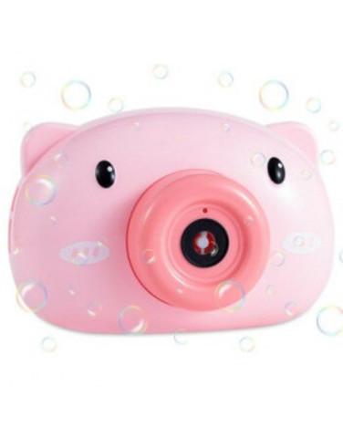 Камера с мыльными пузырями