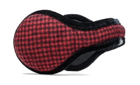 American Wool Red/Black