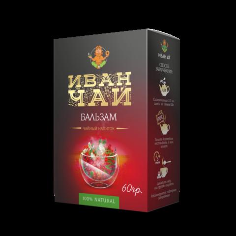 Сибирский Иван-чай «Бальзам», 60 г
