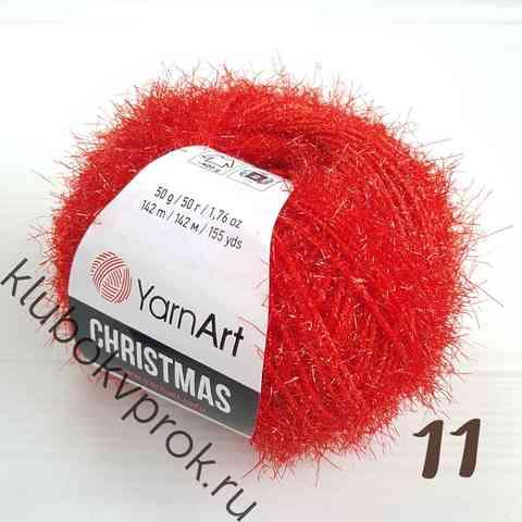 YARNART CHRISTMAS 11, Красный