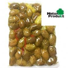 Оливки Дамаскино в масле 500 гр
