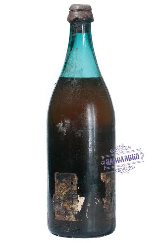 Вино Массандра коллекционное 1949 года 0,7л
