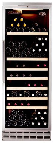 Встраиваемый винный шкаф IP Industrie CI 401 CF