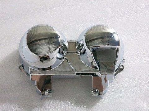 Корпус приборной панели Honda CB 400 нижняя часть