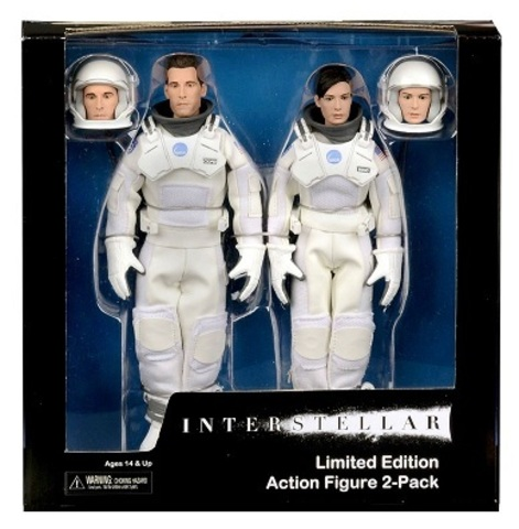 Interstellar Brand & Cooper Two-Pack