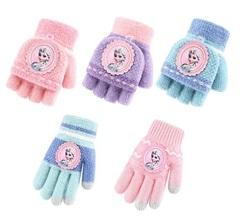 Холодное сердце перчатки детские Эльза