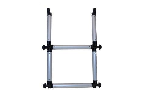 Удлинитель лестницы складной El032, Ø 32 мм, черная