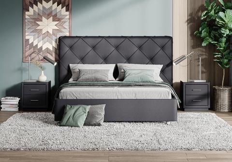 Кровать Сонум Manhatten (Манхэттен) с основанием