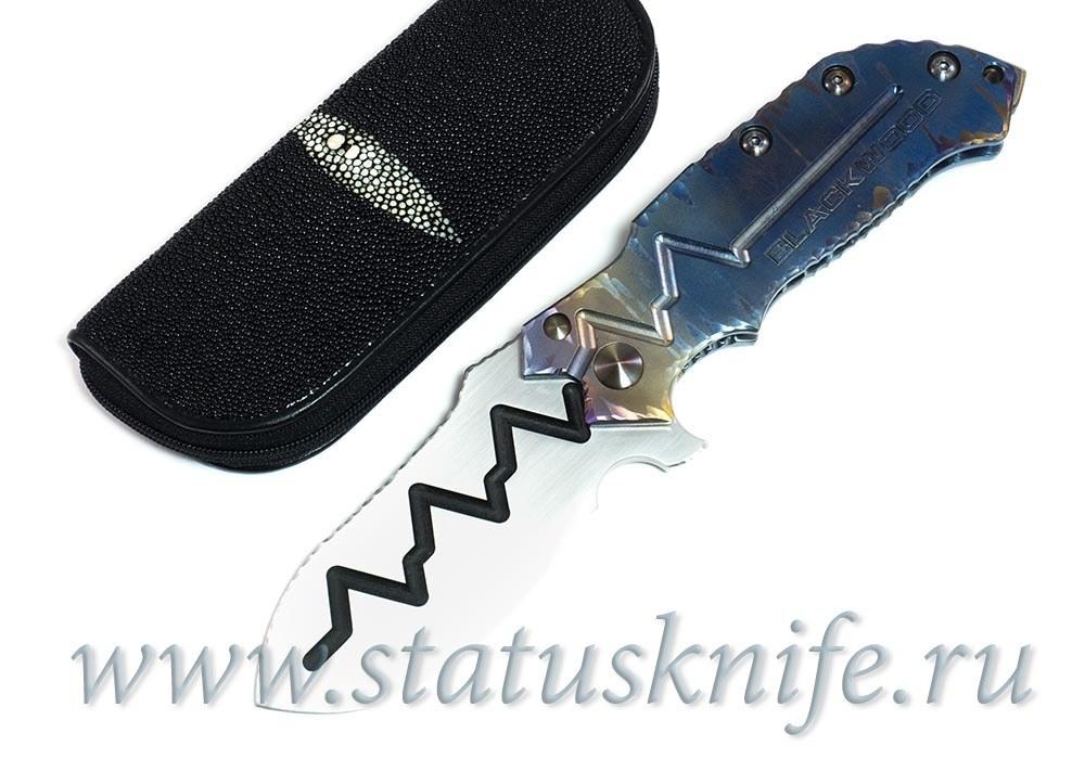 Нож Neil Blackwood - Bruiser Custom - фотография