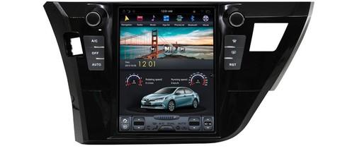 Магнитола для Toyota Corolla (2014-2016) стиль Tesla Android 8.1 4/32 модель CB-3257PX6