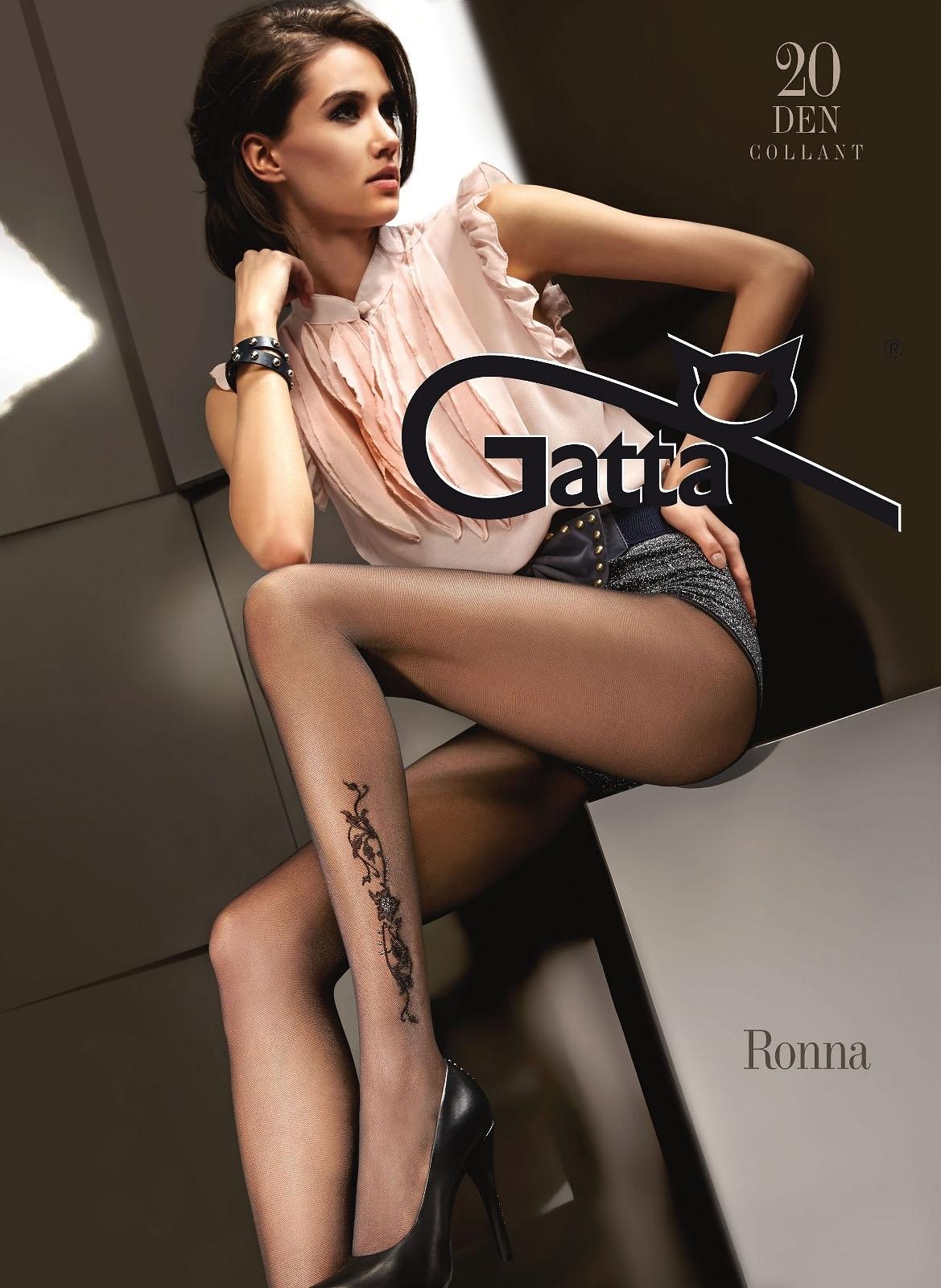 Колготки Gatta Ronna 19