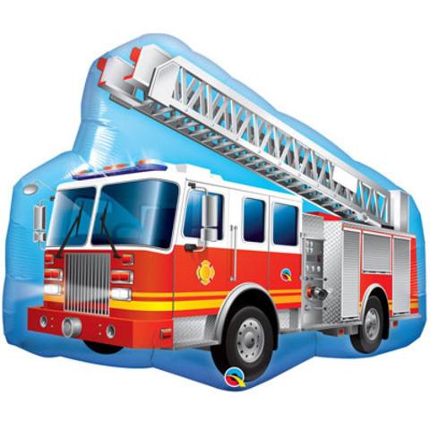 Шар пожарная машина