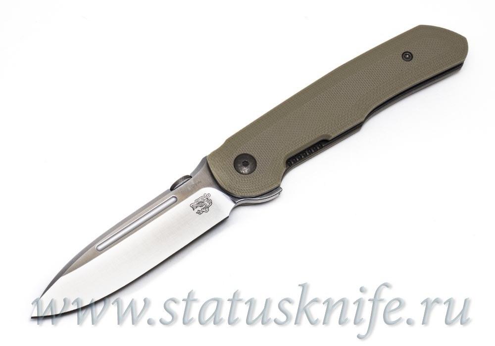 Нож Bob Terzuola Compact Tactical Folder Desert Tan