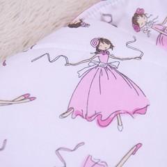 Летний конверт - одеяло Valleri (балерины)