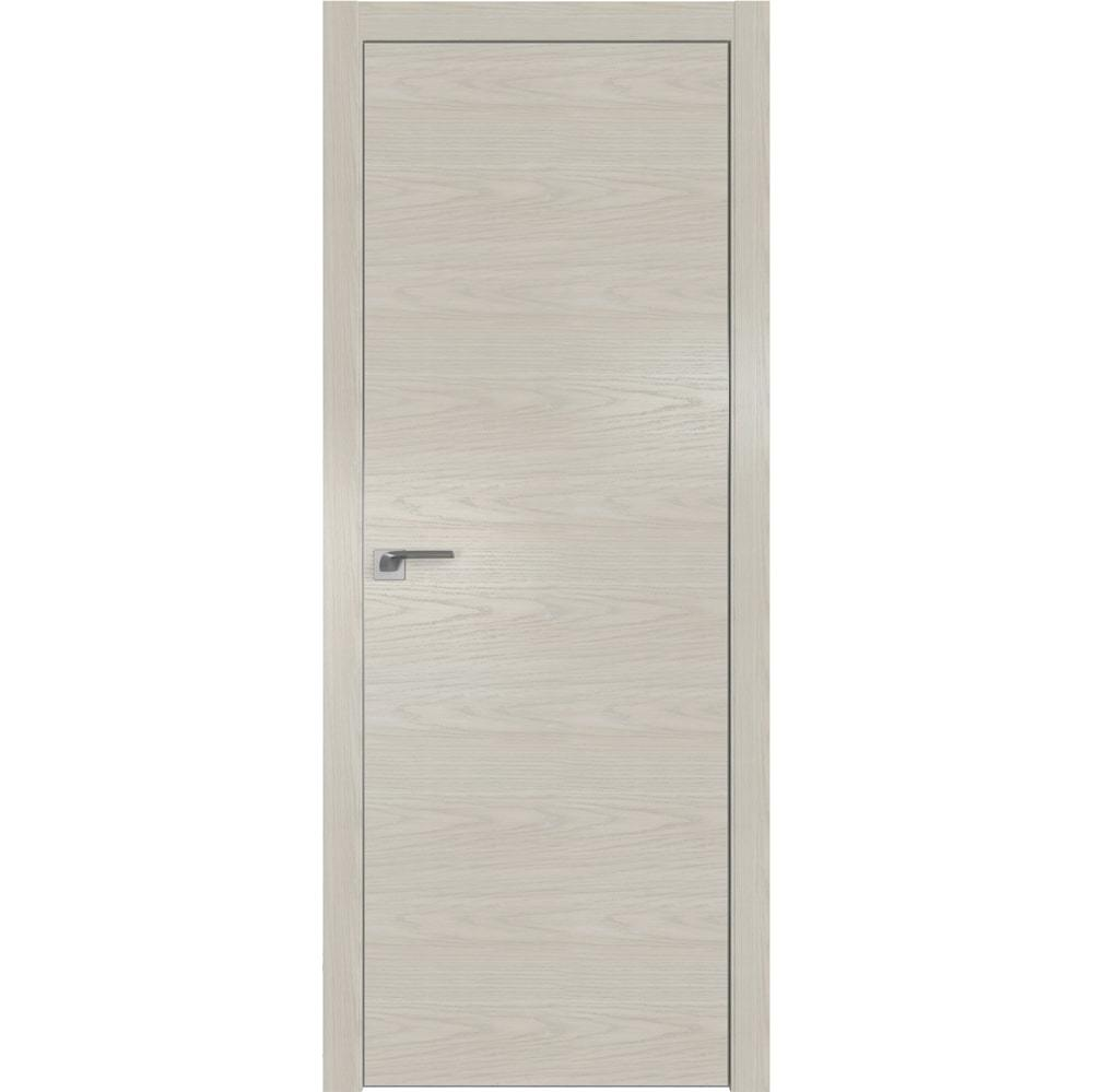 С врезанной фурнитурой Межкомнатная дверь экошпон Profil Doors 1NK дуб скай белёный алюминиевая кромка 1nk-al-dub-skay-belyenyy-dvertsov-min.jpg