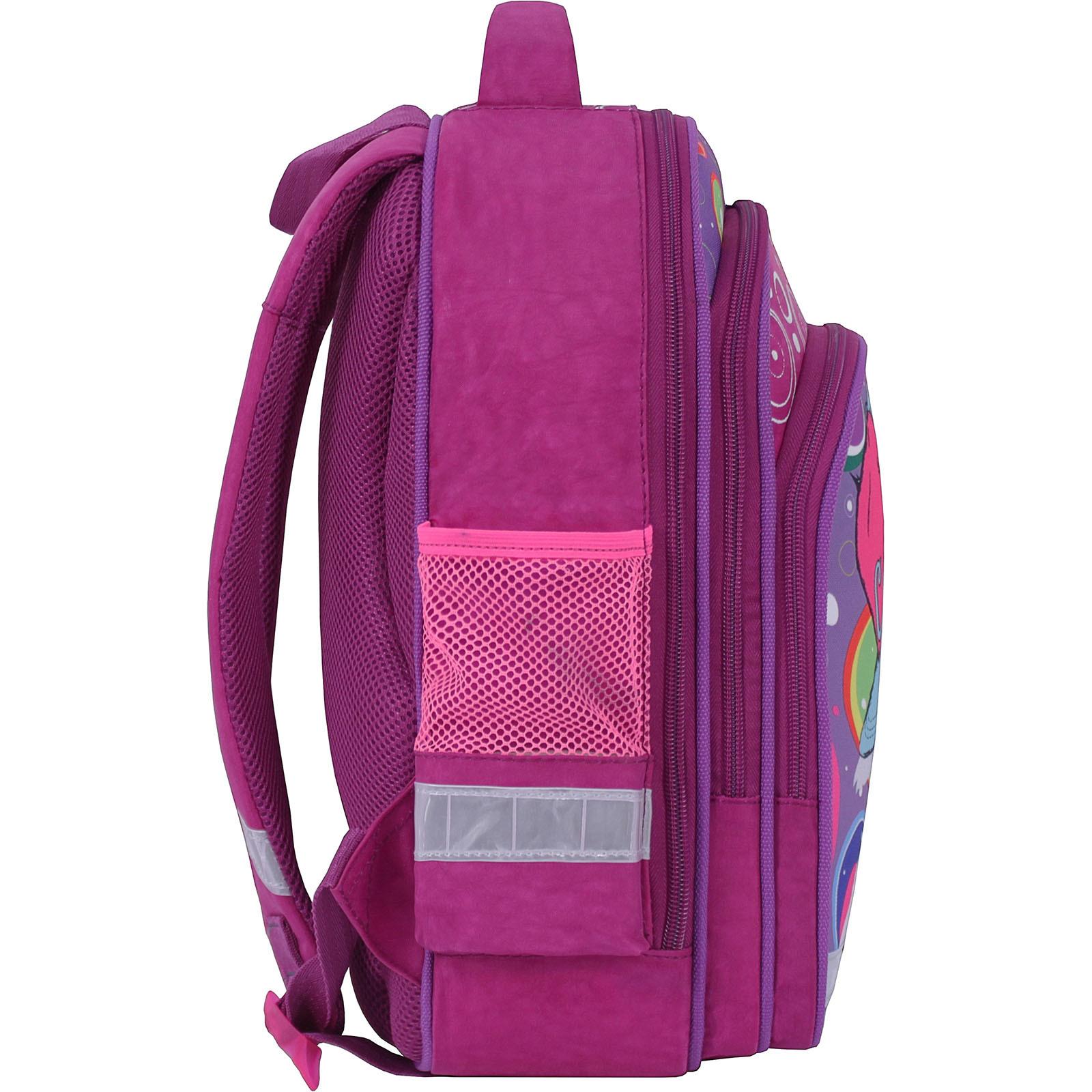 Рюкзак школьный Bagland Mouse 143 малиновый 501 (0051370) фото 3