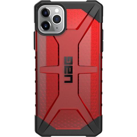 Чехол Uag Plasma для iPhone 11 Pro красный (Magma)
