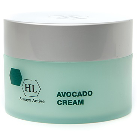 Holy Land Creams & Masks: Крем для сухой кожи лица с экстрактом авокадо (Avocado Cream), 250мл