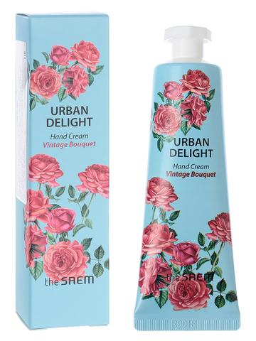 СМ Urban Delight Крем для рук Urban Delight Hand Cream Vintage Bouquet