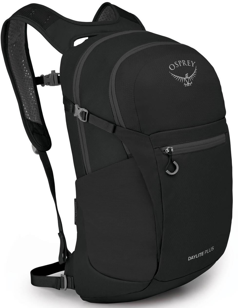 Городские рюкзаки Рюкзак городской Osprey Daylite Plus Black Daylite_Plus_S21_Side_Black_web.jpg