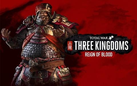 Total War: THREE KINGDOMS – Reign of Blood Effects Pack (для ПК, цифровой ключ)