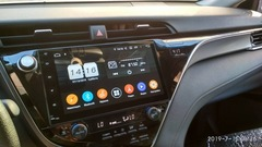Штатная магнитола Toyota Camry V70 2018+ Android 10 4/64GB IPS DSP модель KD 1594PX5