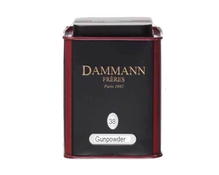 Чай зеленый Dammann Chine Gunpowder, 100 г