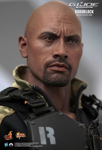 G.I. Joe Retaliation - Movie Masterpiece 1/6 Scale Roadblock