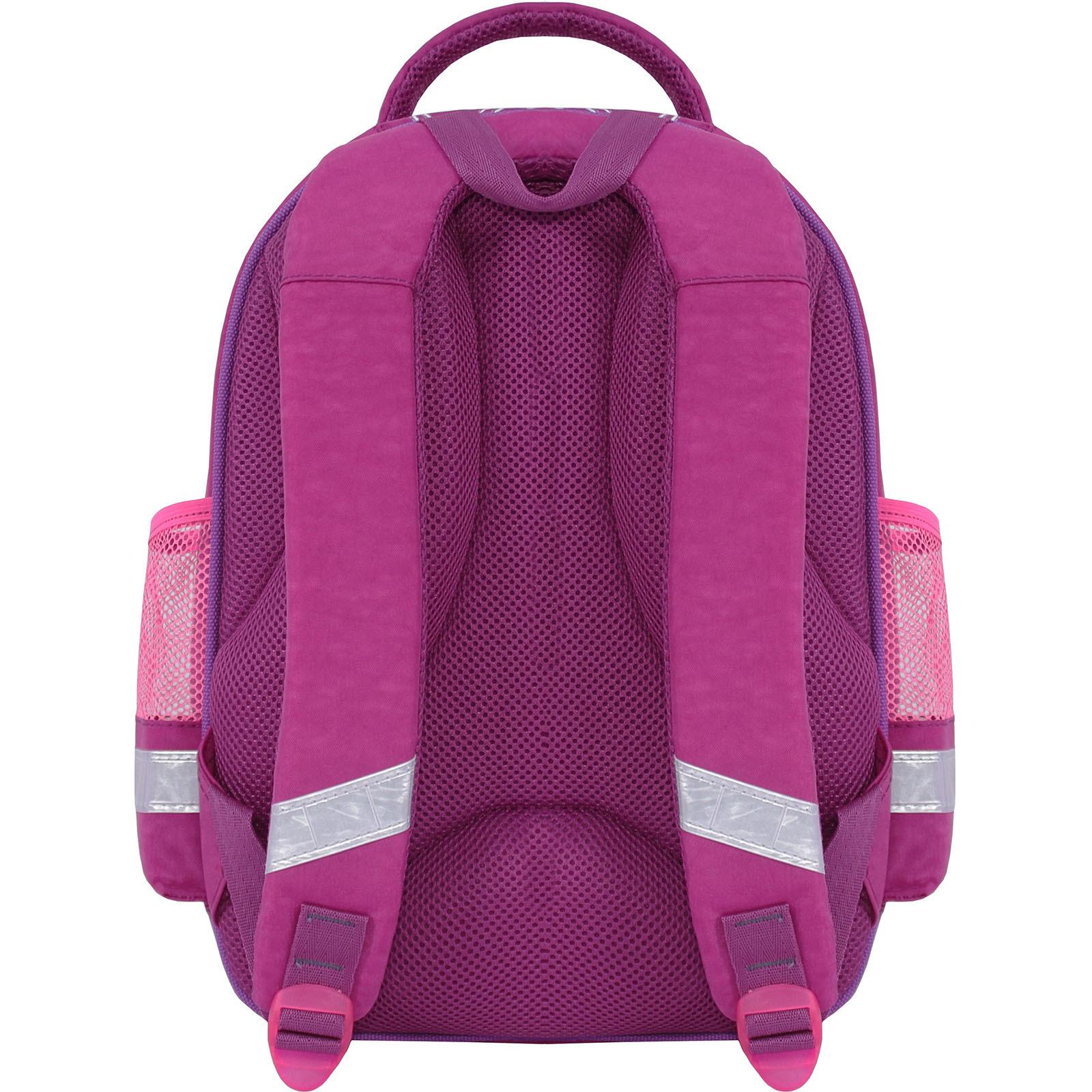 Рюкзак школьный Bagland Mouse 143 малиновый 501 (0051370) фото 4