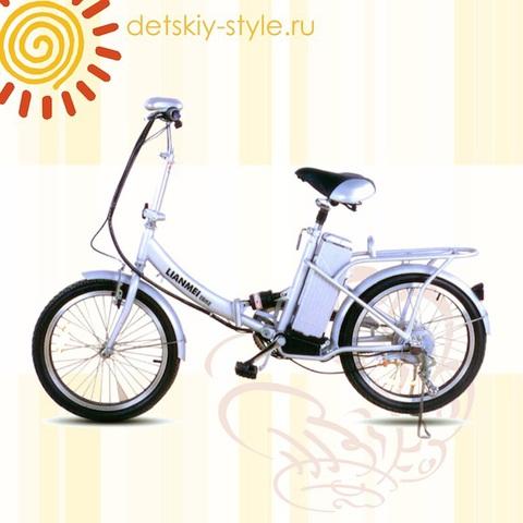 "Электровелосипед Joy Automatic ""LMTDH-Q-06"""