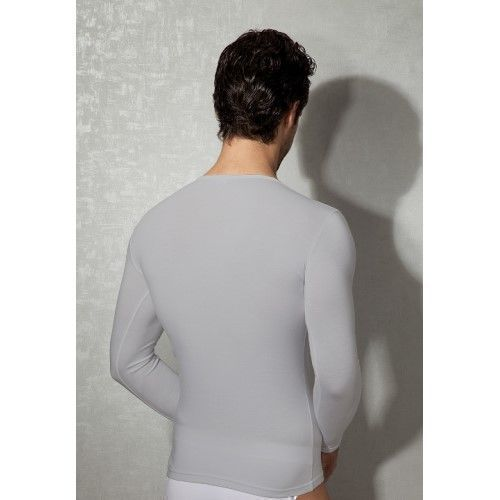 Мужская футболка серая Doreanse 2955