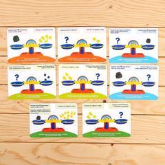 Карточки в комплекте Умные весы Zabiaka 4596969