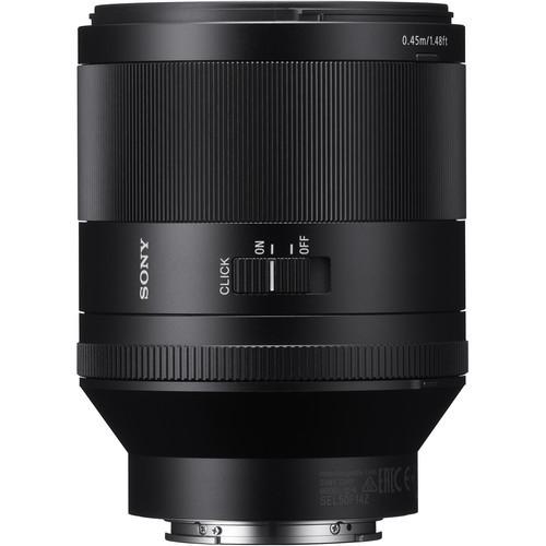 Объектив SEL-50F14Z купить в интернет-магазине Sony Centre