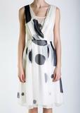 Платье из шелка MAX MARA STUDIO