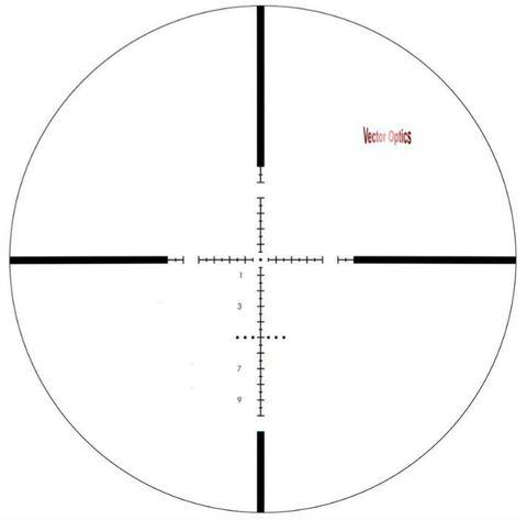 VECTOR OPTICS MARKSMAN 4.5-18X50